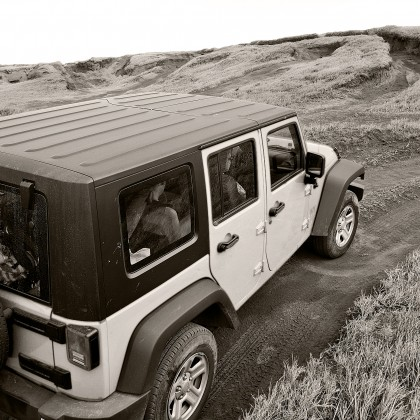 Jeep trail