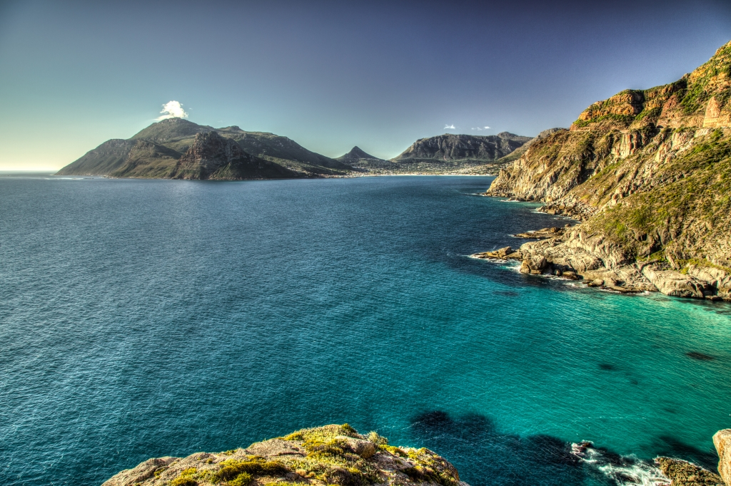 Viewpoint of Hout Bay
